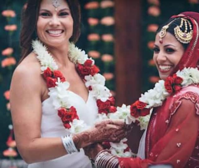 Lgbtq Pride Month 2017 This Video Of The First Indian Lesbian Wedding In The Us