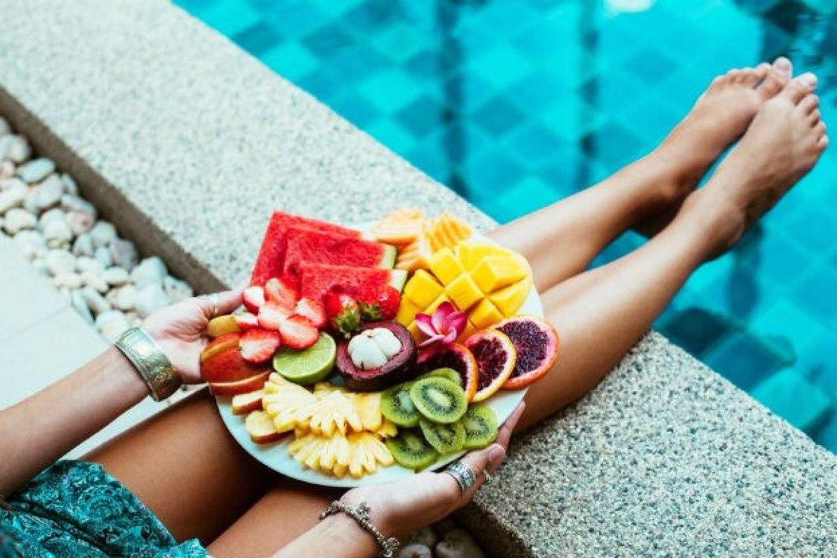 """Kết quả hình ảnh cho Thực phẩm nào nên ăn trước và sau khi bơi"""""""