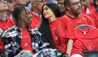 Kylie Jenner & Travis Scott: Must-See Photos Of Couple