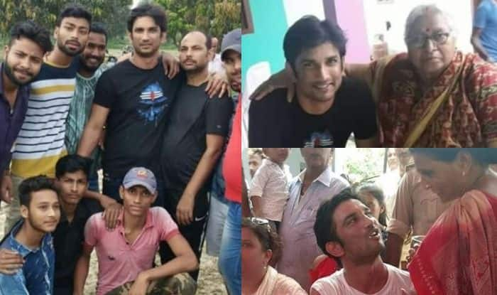 Sushant Singh Rajput Visits His Birthplace in Bihar After 17 Years ...