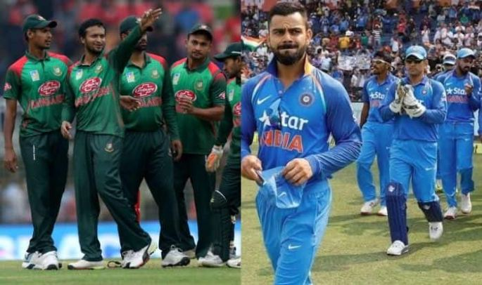 Image result for ind vs ban 2019 series