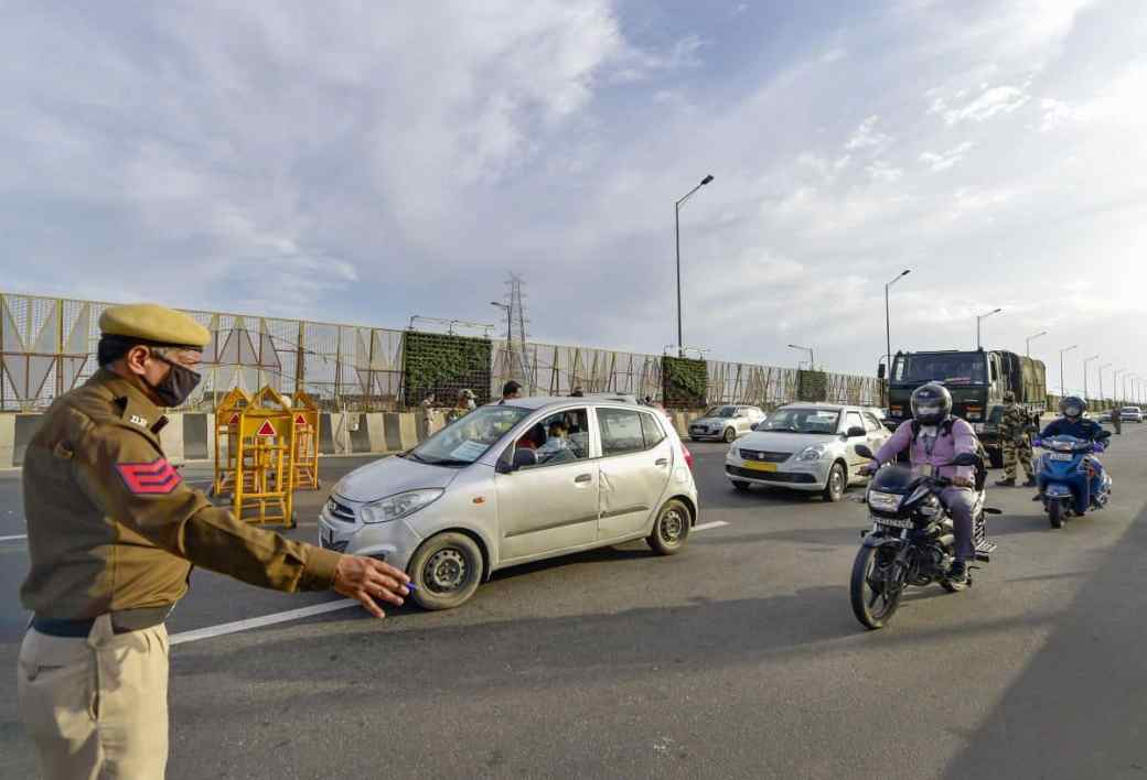 Delhi-Noida Border is Still Closed, But You Can Travel to These ...