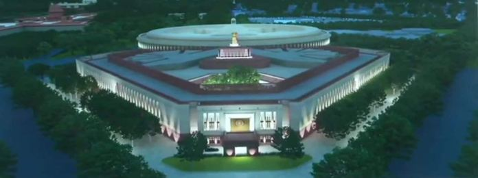 New Parliament Building for Rs 971 Crore, PM Modi to Lay Foundation Stone