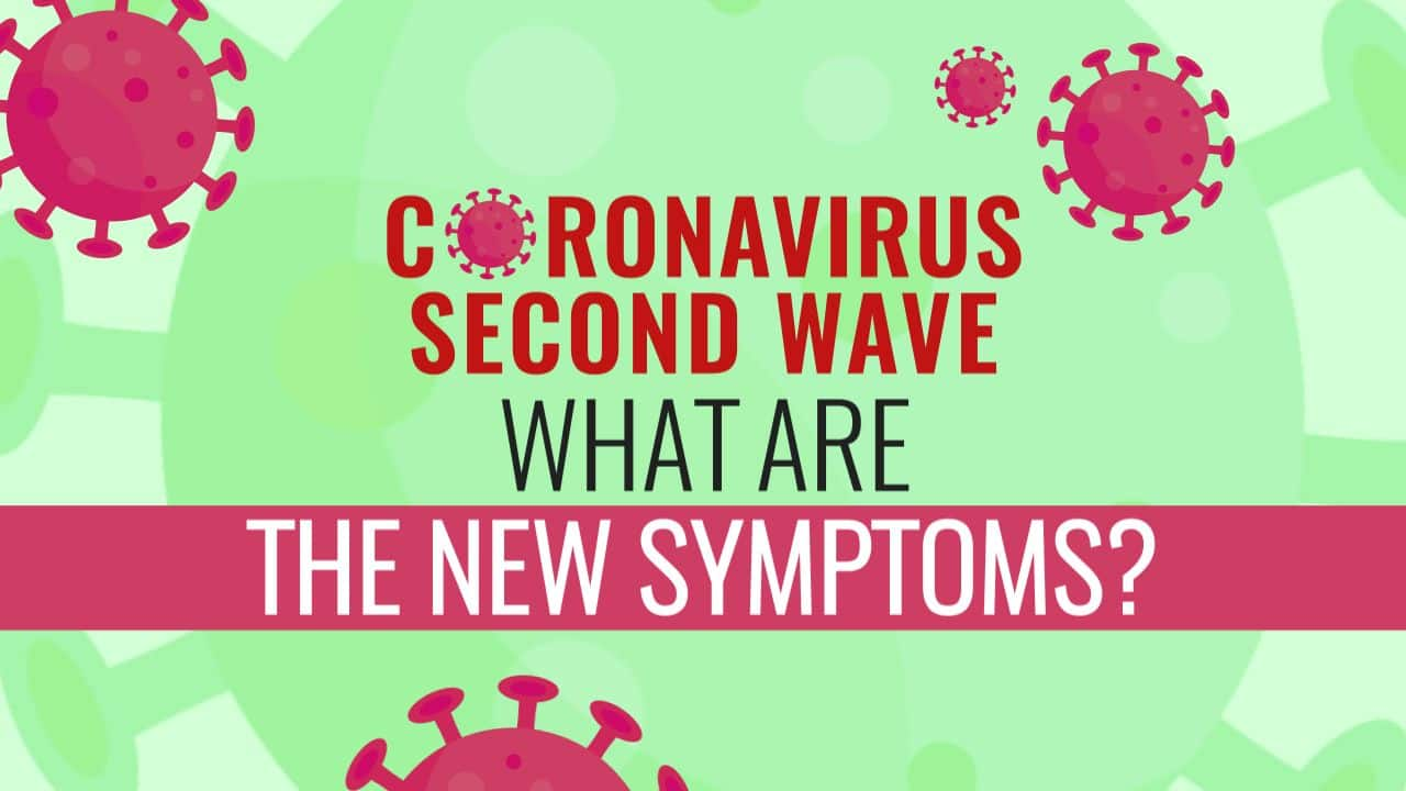 New COVID Symptoms Are Here