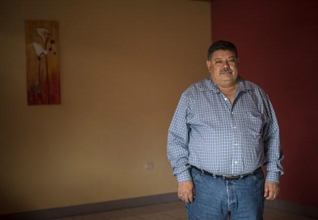"José Ramón Berríos, jefa del BLI Beatos López, asegura que de 1986 a 1988, sólo le mataron a ""47 Cachorritos"". Foto: Óscar Navarrete / La Prensa."