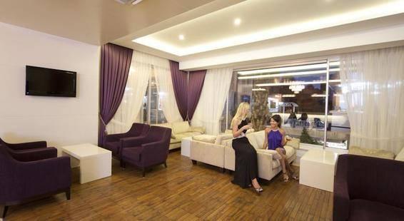 Xperia Grand Bali Hotel 4* (Алания - центр, Турция ...