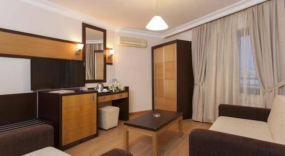 Kandelor Hotel (Ex.Xperia Kandelor Hotel) 3* (Алания ...