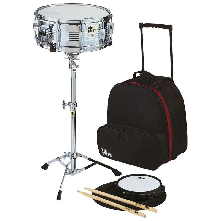 Percussion Kit   Bell Kits   Snare Kits   Yamaha   Vic Firth   Lone         Vic Firth Traveler Snare Drum Kit