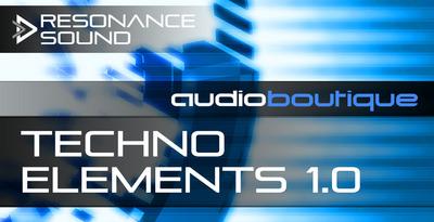 Audio Boutique - Techno Elements 1.0