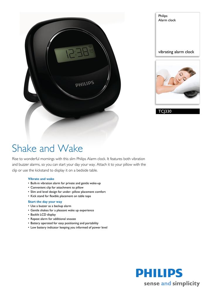 tcj330 12 philips alarm clock manualzz