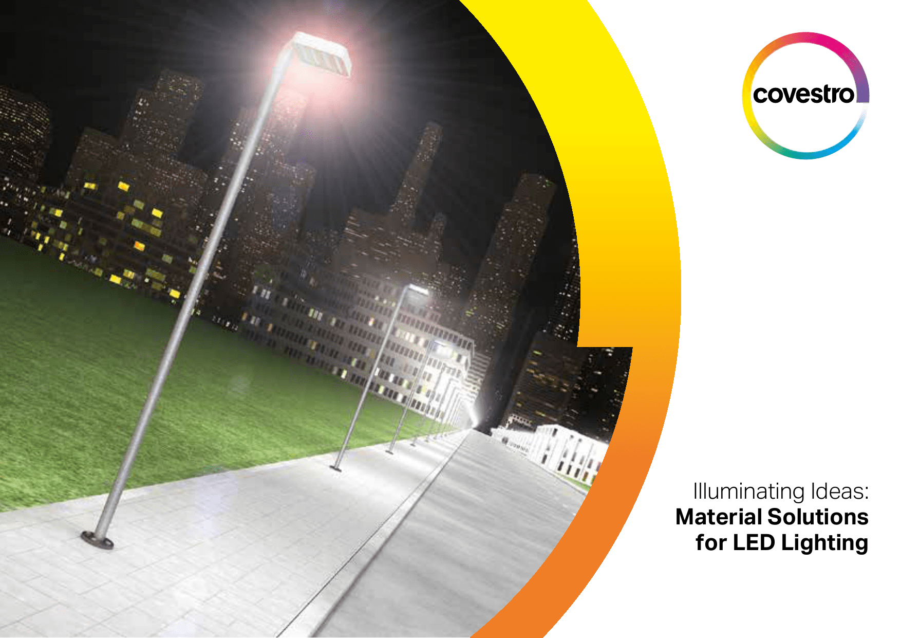 material solutions for led lighting at