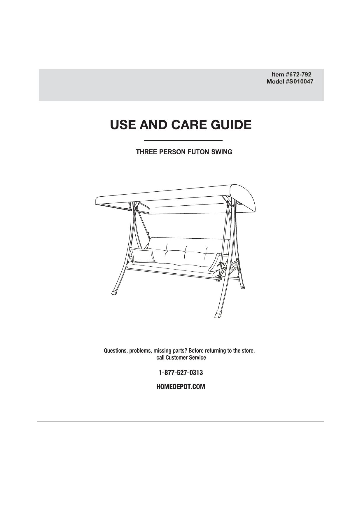 hampton bay s010047 installation guide