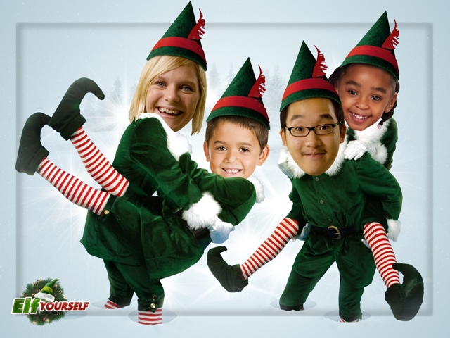 Go Elf Yourself CoolPhotoIdeas