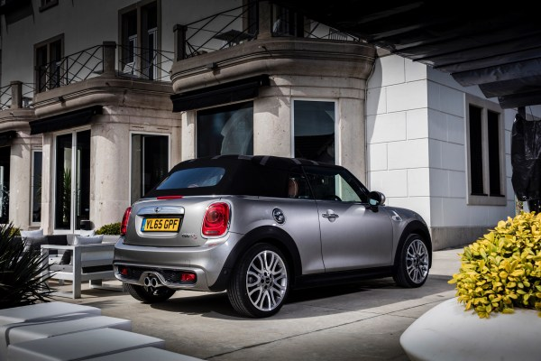 MINI USA Delays F57 MINI Convertible Launch - MotoringFile