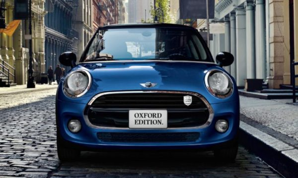 MINI USA Debuts the MINI Oxford Edition for Under $20,000 ...
