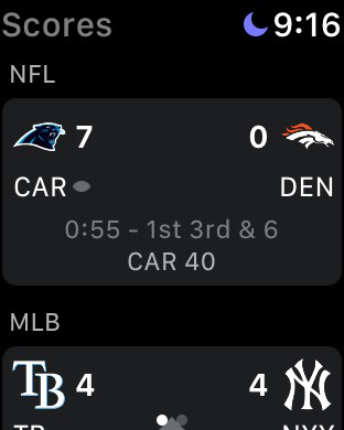 ESPN: Watch Live Sports and Scores Screenshot