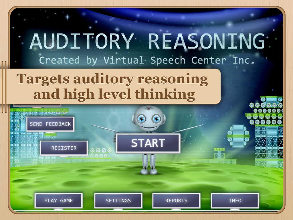 App Shopper Auditory Reasoning Education