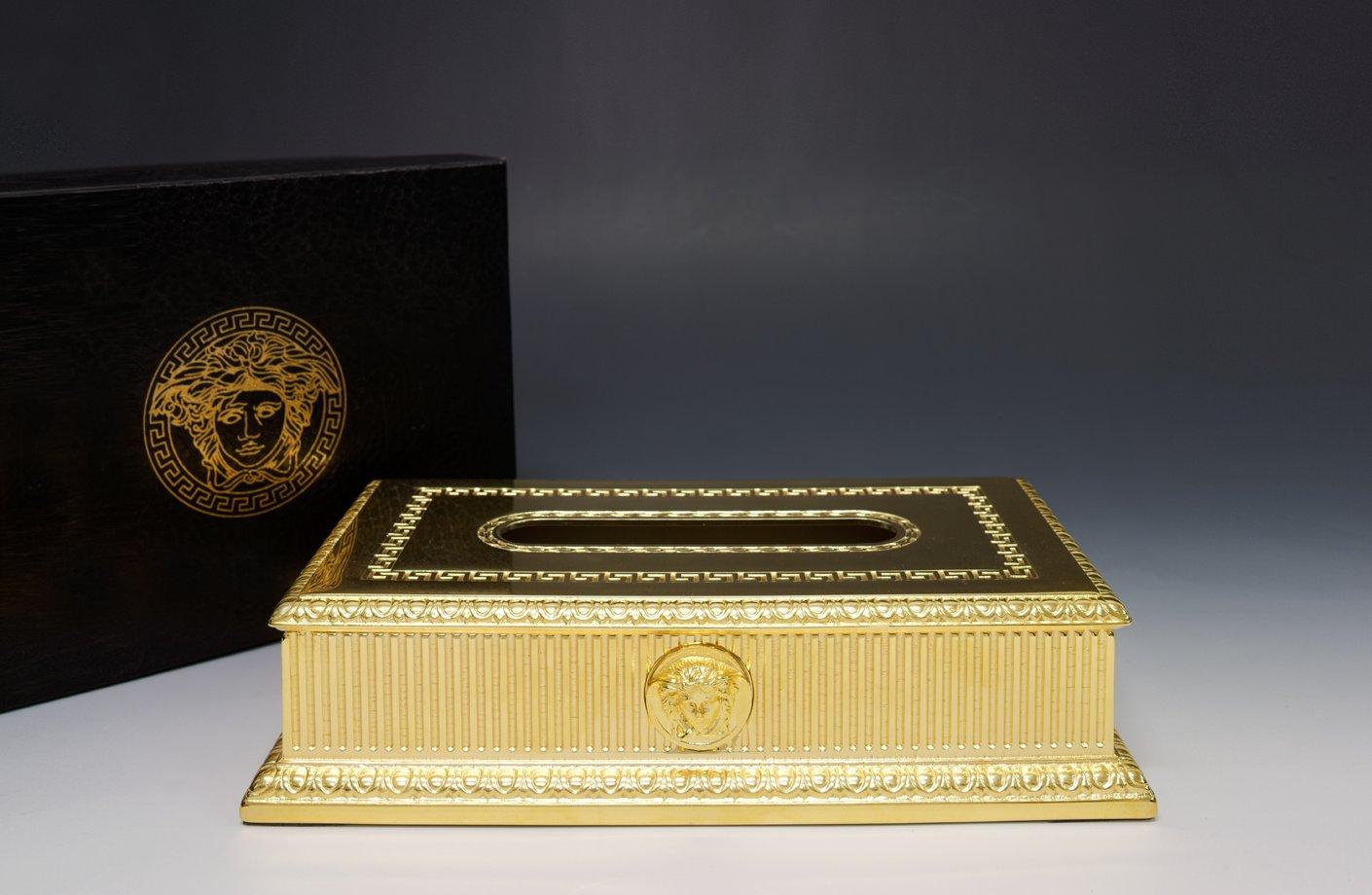 MEDUSA TISSUE BOX VERSACE HOME Australia