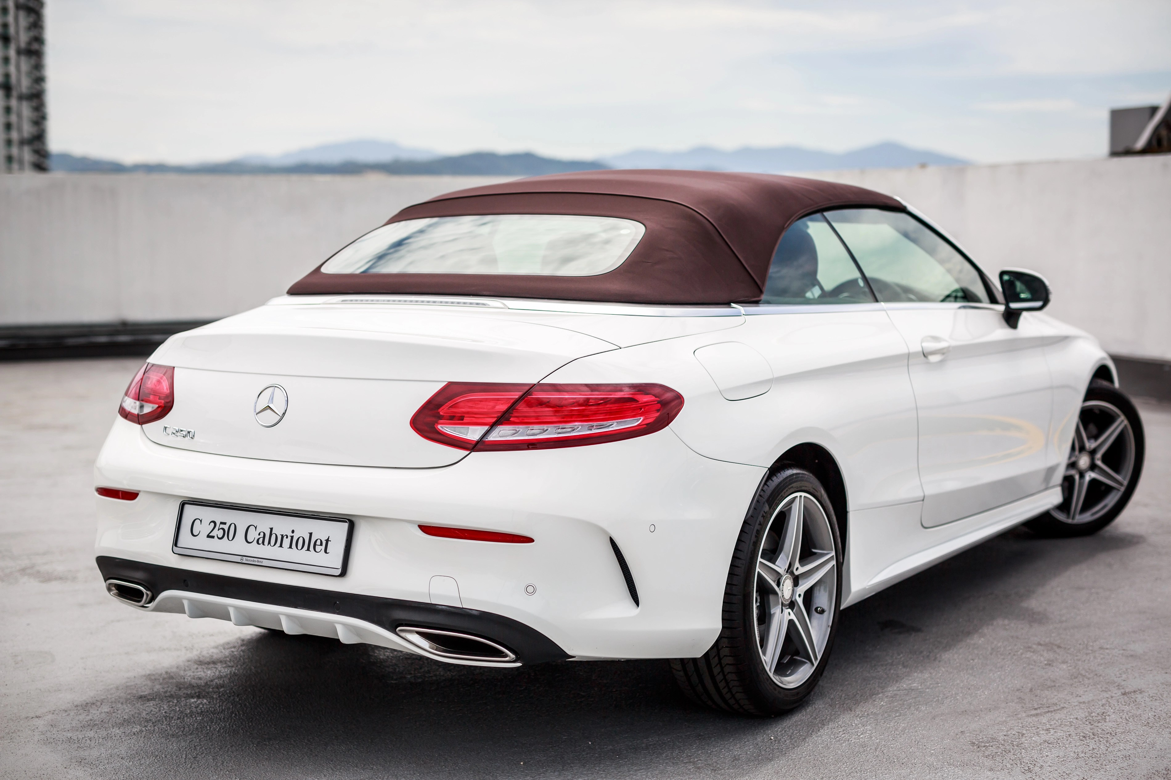 Mercedes Benz C Class Cabriolet Launched In Malaysia