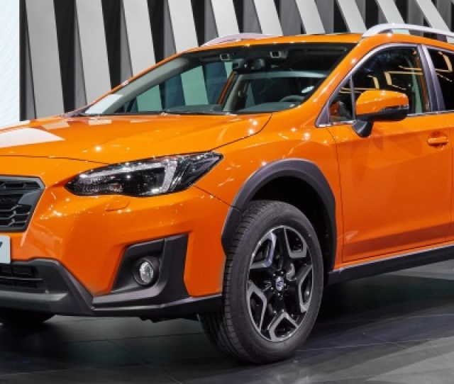 After An Unplanned Leak By A Japanese Magazine The  Subaru Xv Has Finally Been Revealed At The On Going Geneva Motor Show