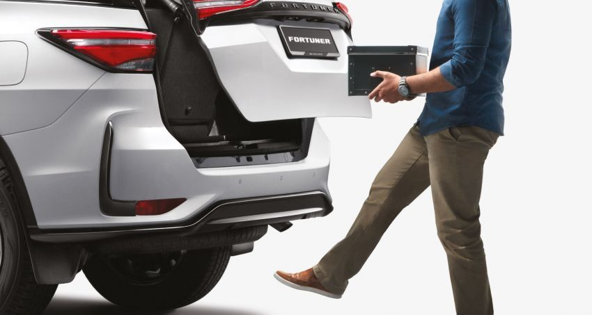 Free sales tax extend until 31 dec 2021! Toyota Fortuner 2021 facelift dilancarkan di Malaysia — tiga varian, dengan TSS & AEB, harga ...