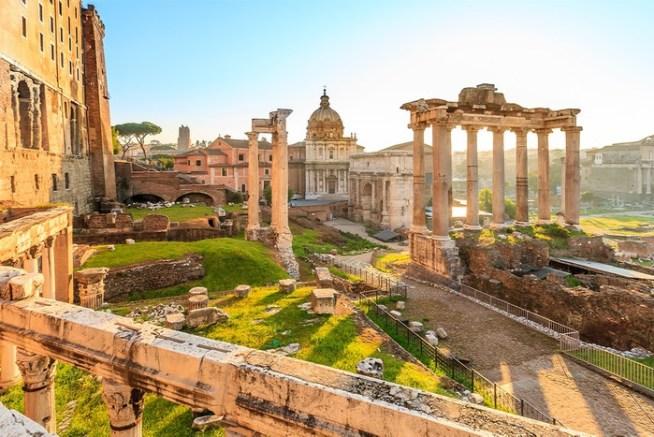 roma forumu ile ilgili görsel sonucu