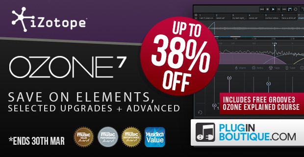 620x320 izotope ozone7 march38 pluginboutique