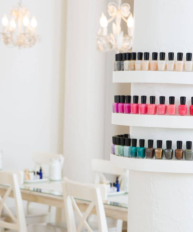 Can One Of These Emerging Salon Chains Bee The Starbucks Nails Business