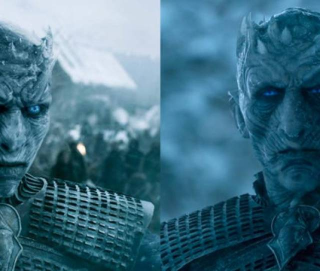 The Night King Is Currently Played By Slovenian Actor Vladimir Furdik Prior To Season  The Night King Was Played Richard Blake The Difference In