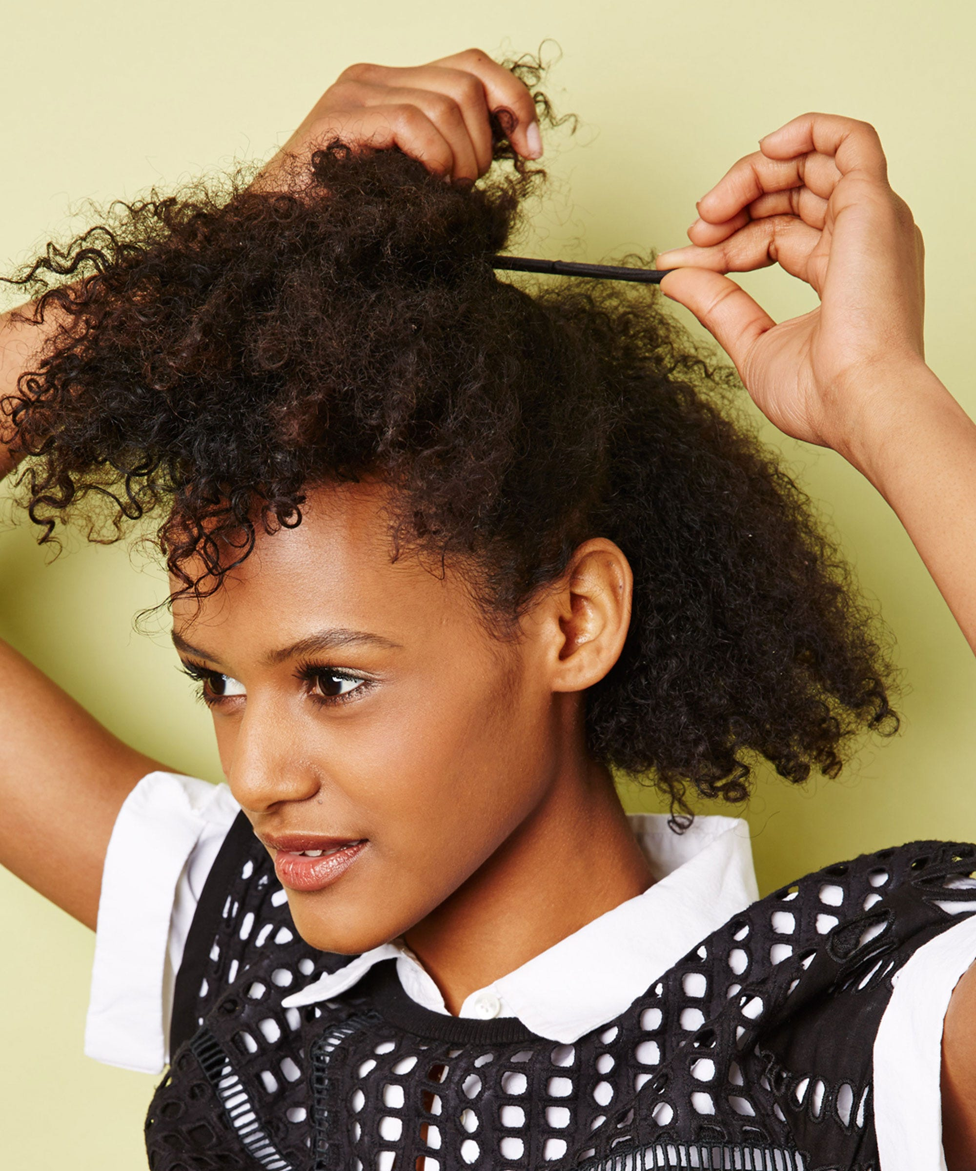 Best Hairstyles For Black Natural Hair Styles & Ideas 2018