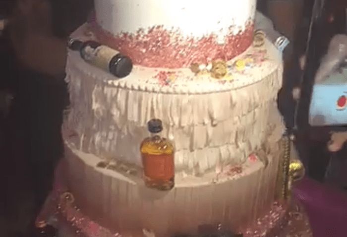 Kylie Jenner Birthday Cake Had 5 Tiers Of Drunk Barbies