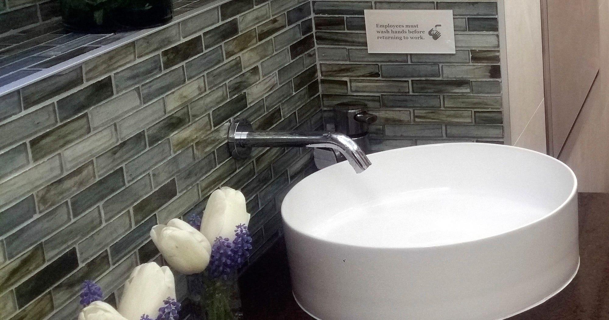 Fancy Public Bathroom Opens New York City Library