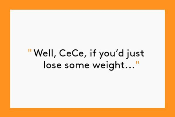 CeCe Olisa - Medical Advice To Lose Weight