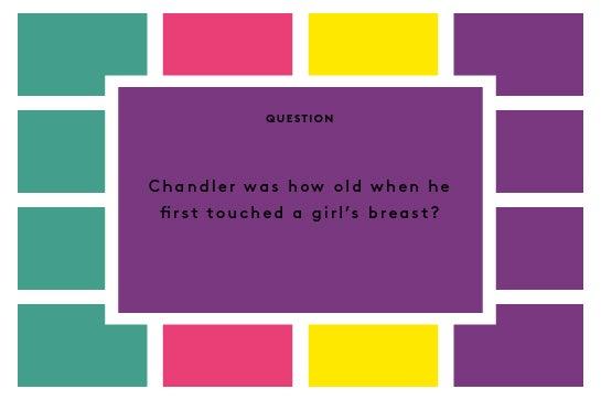 Friends Trivia Episode Quiz The One