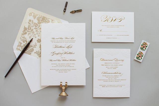 Wedding Invitation Ideas Card Invites Stationary