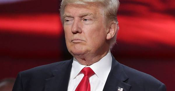 Donald Trump Speech RNC, Accepts Nomination