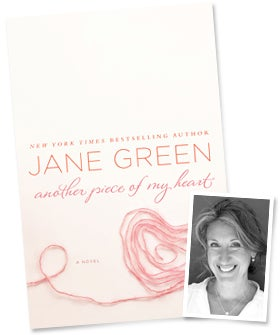 Jane Green - Another Piece Of My Heart - Spring Book List