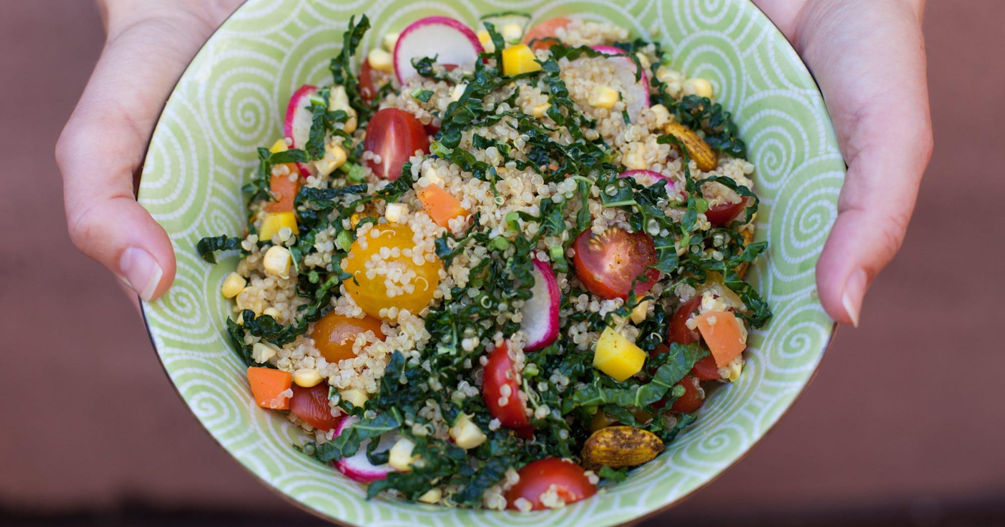 Best Pinterest Salad Recipes Photos