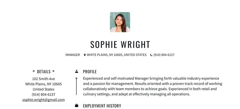 Learn how to make a great resume with these tips. Create Your Job Winning Resume Free Resume Maker Resume Io