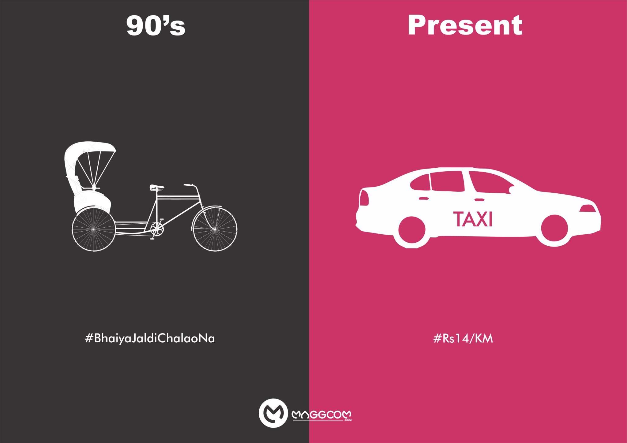 These 7 Posters Show How Times Have Changed Since The 90s