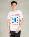 N.Hoolywood White S/S Number 96 T-Shirt Picture