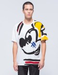 ICEBERG Mickey Mouse Sketch S/S T-Shirt Picture