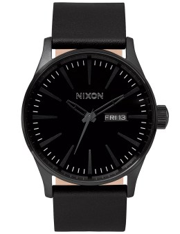Nixon Sentry Leather Picture