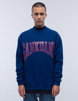 SANKUANZ Logo Sweatshirt Picture