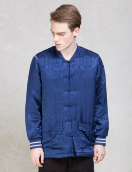 CLOT Ribbed Collar China Jacket Picture