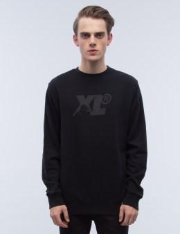 XLARGE Gorilla Cameo Crewneck Fleece Sweatshirt Picture