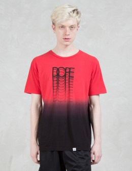 DOPE Faded Logo T-Shirt Picture