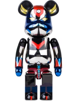 Medicom Toy 200% Super Alloyed Grendizer Be@rbrick Picture