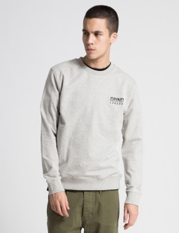 GRIND LONDON Grey Grind London Sweater Picture