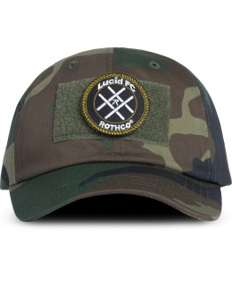 Lucid FC Lucid FC x Rothco Crest Logo Patch Tactocal Operator Hat Picture